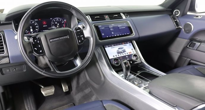 2019 Land Rover Range Rover Sport Dynamic #1