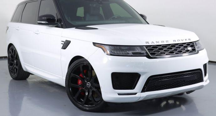 2019 Land Rover Range Rover Sport Dynamic #0