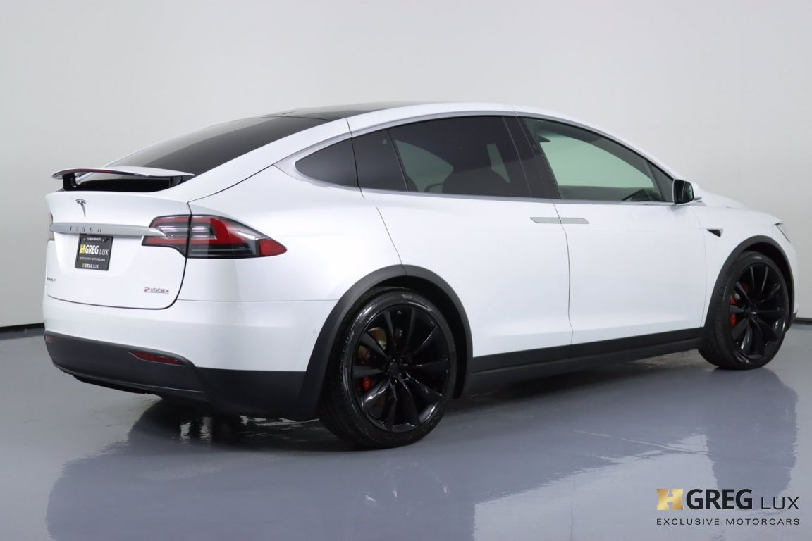 2019 Tesla Model X P100D #14