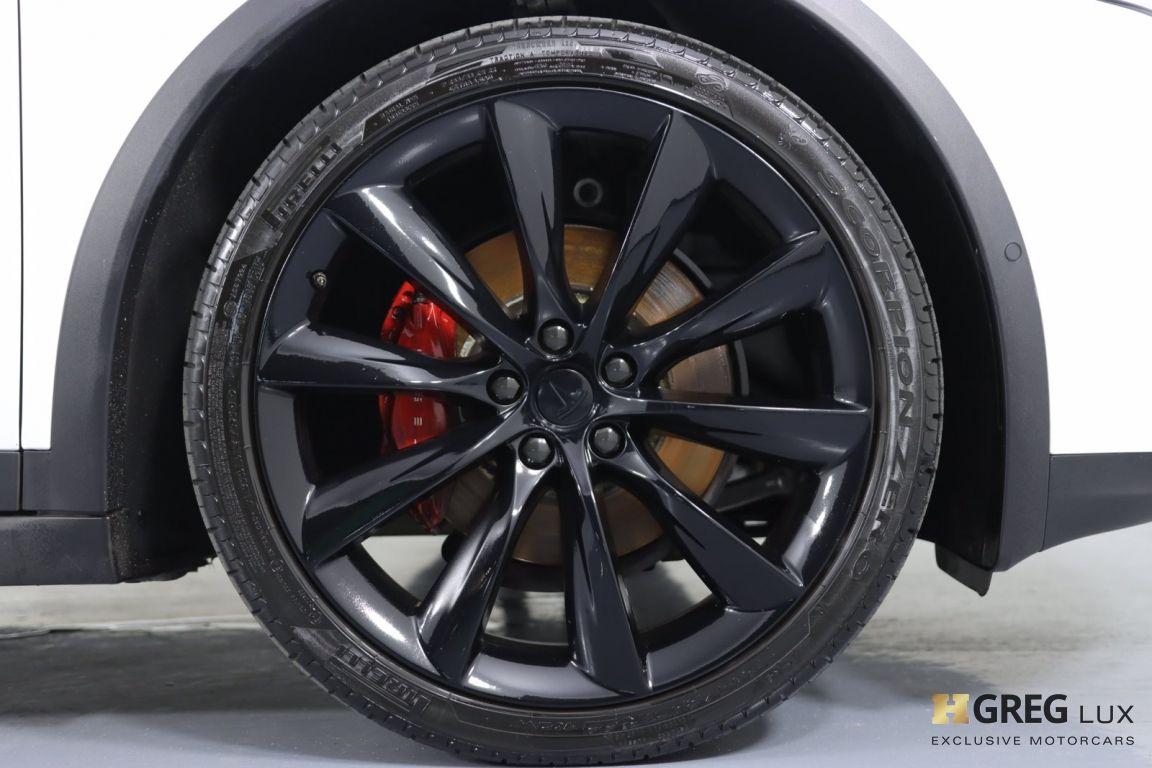 2019 Tesla Model X P100D #11
