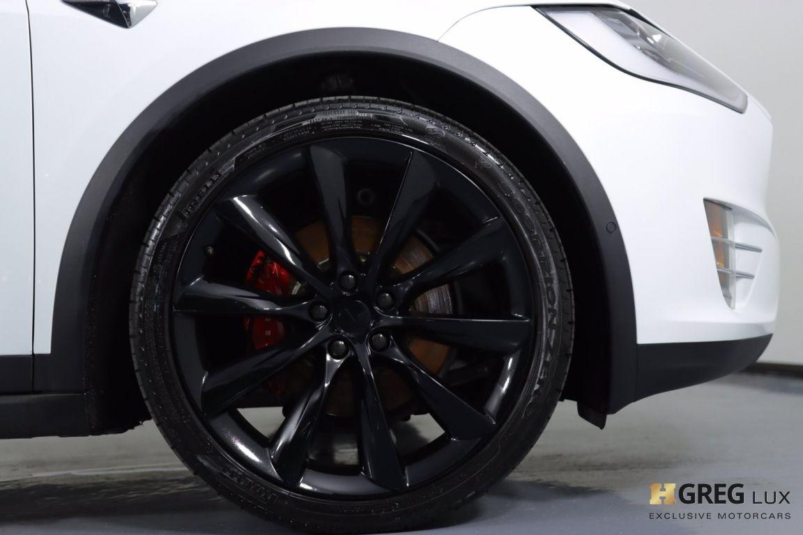 2019 Tesla Model X P100D #10