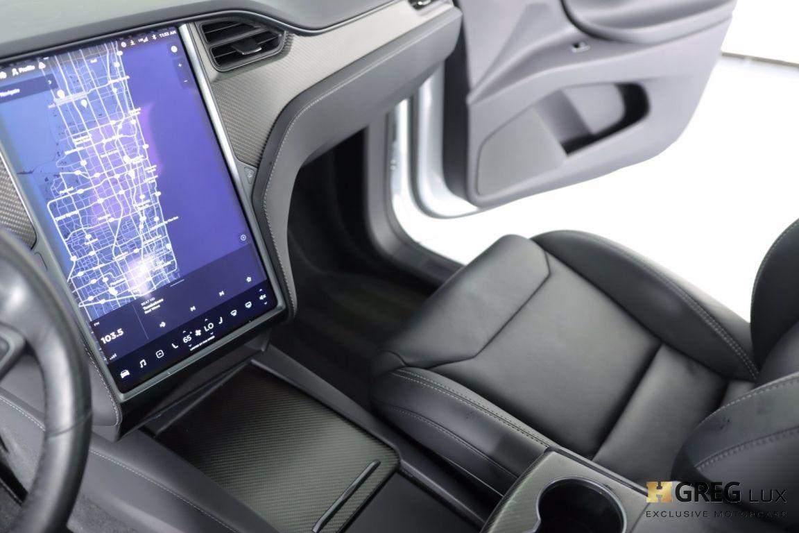 2019 Tesla Model X P100D #47