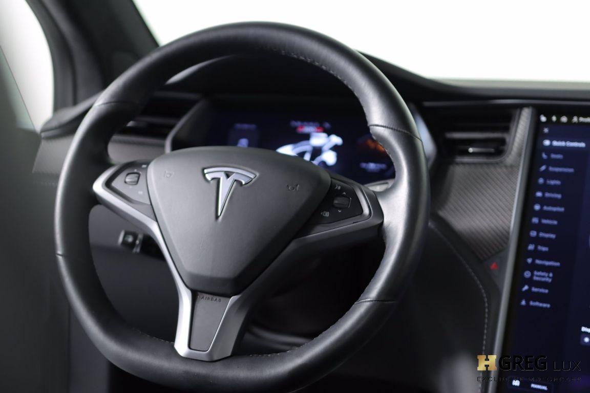 2019 Tesla Model X P100D #50