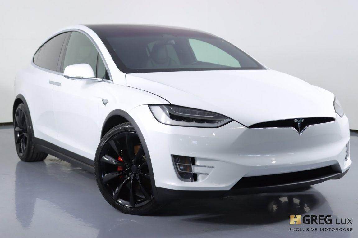 2019 Tesla Model X P100D #0
