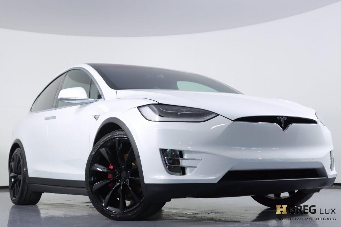 2019 Tesla Model X P100D #34