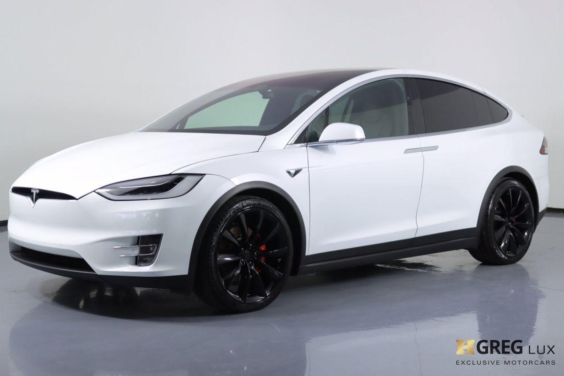 2019 Tesla Model X P100D #33
