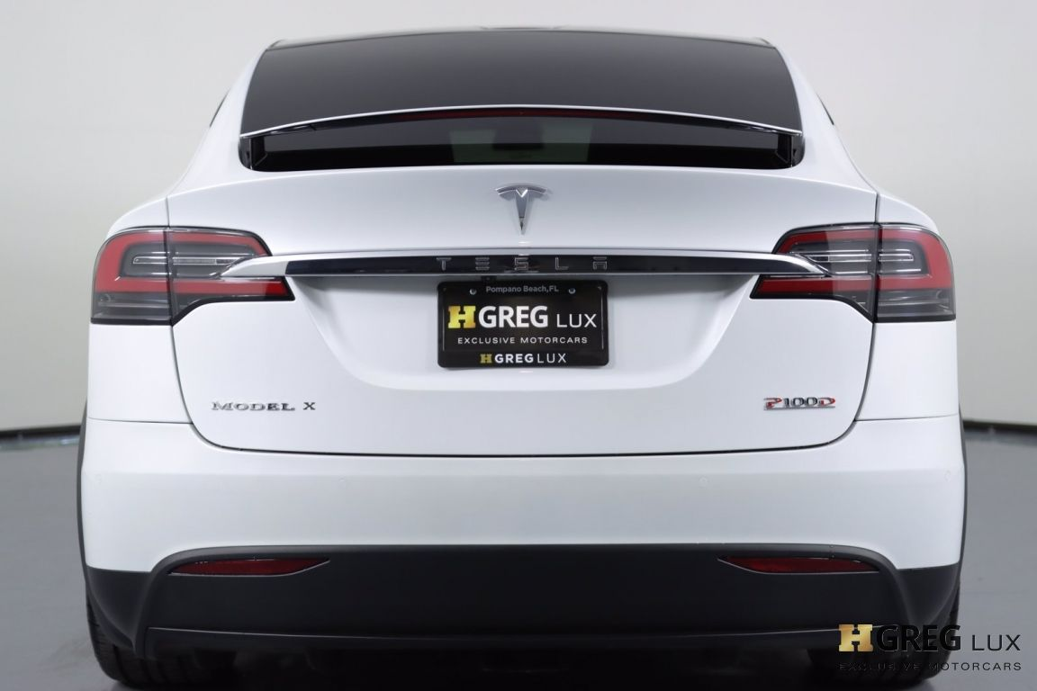 2019 Tesla Model X P100D #22