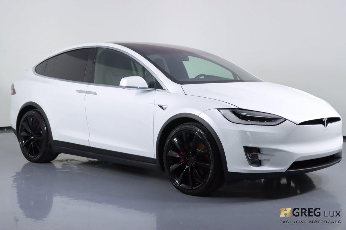 2019 Tesla Model X P100D #8