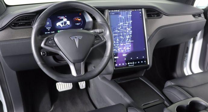 2019 Tesla Model X P100D #1