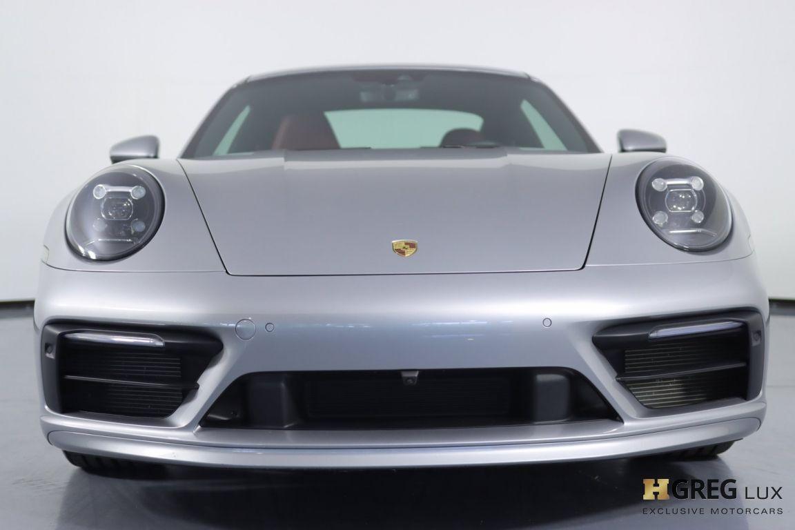 2020 Porsche 911 Carrera 4S #4