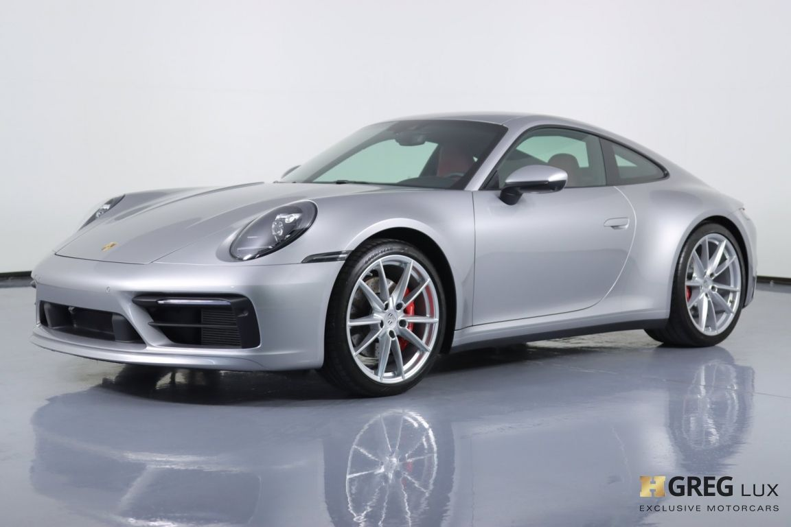 2020 Porsche 911 Carrera 4S #31