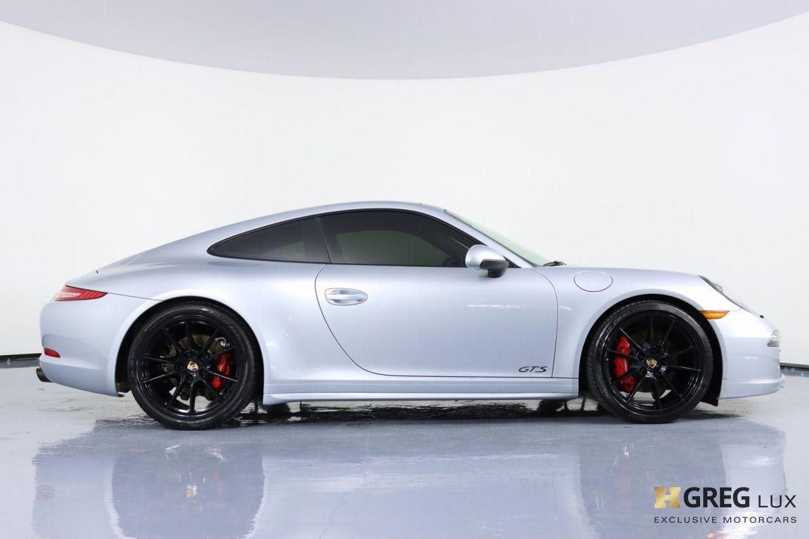 2015 Porsche 911 Carrera 4 GTS #10