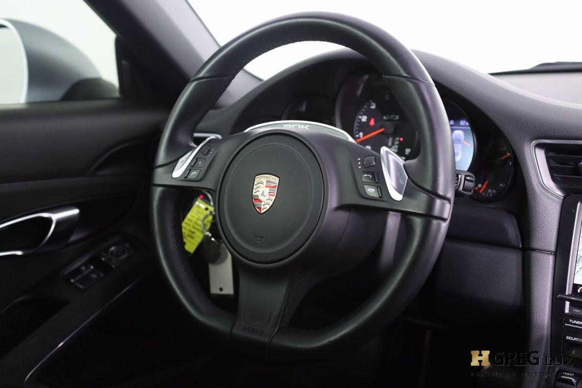 2015 Porsche 911 Carrera 4 GTS #53