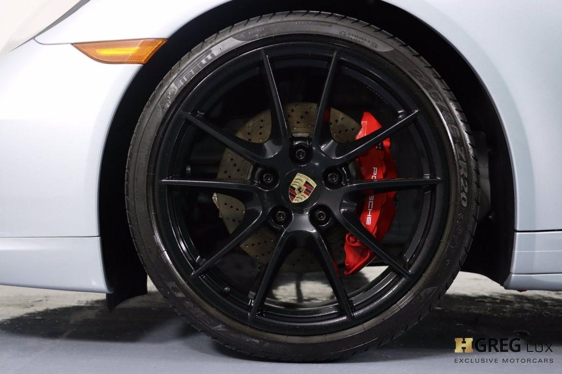 2015 Porsche 911 Carrera 4 GTS #26