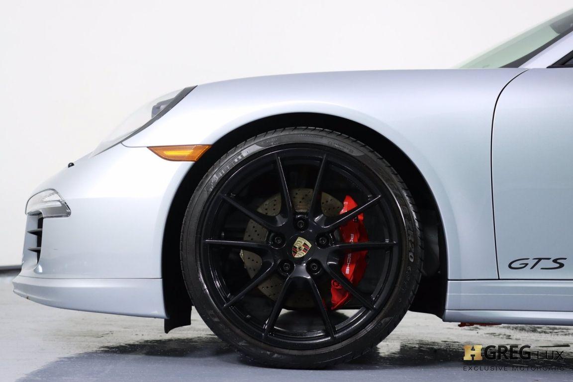 2015 Porsche 911 Carrera 4 GTS #25