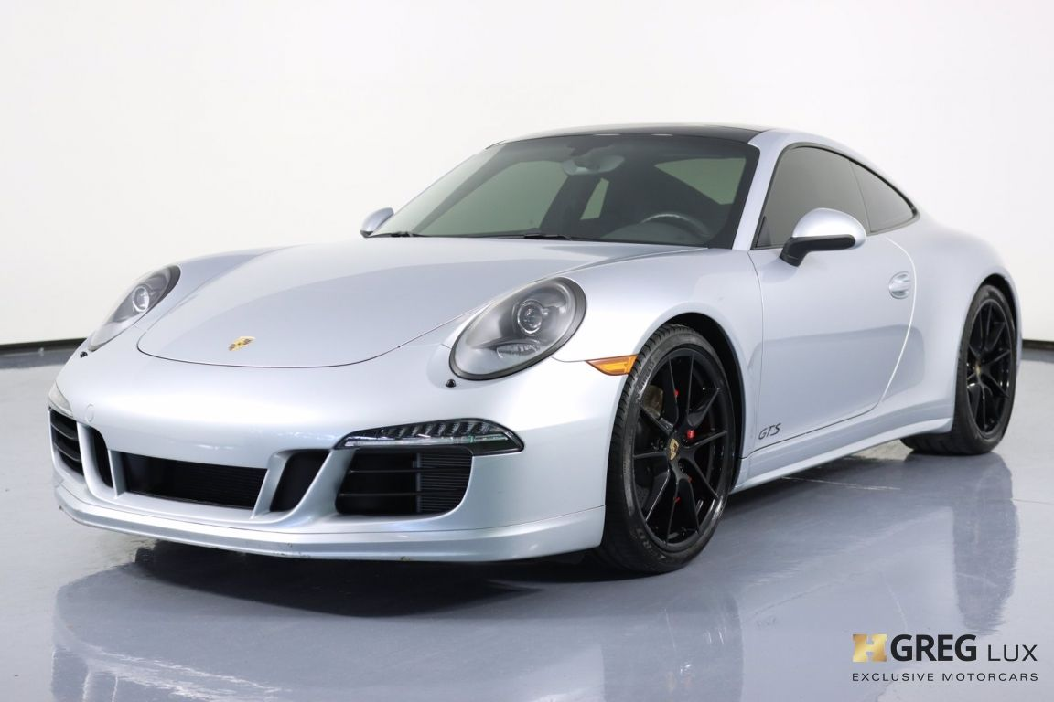 2015 Porsche 911 Carrera 4 GTS #31