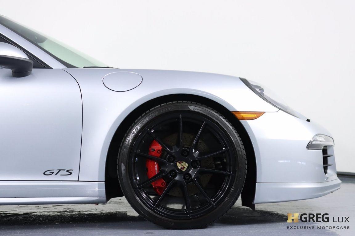2015 Porsche 911 Carrera 4 GTS #11