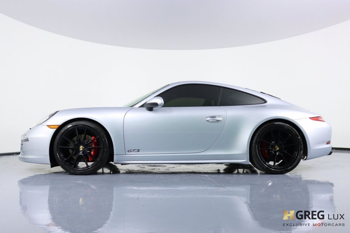 2015 Porsche 911 Carrera 4 GTS #24