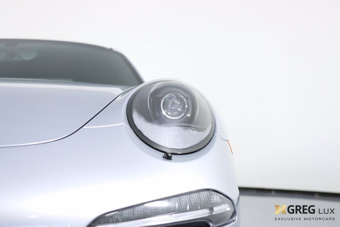 2015 Porsche 911 Carrera 4 GTS #5