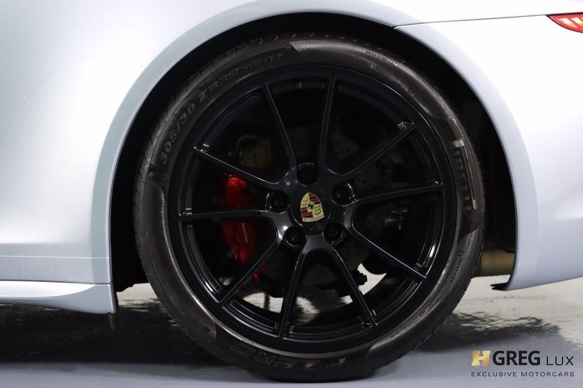 2015 Porsche 911 Carrera 4 GTS #29