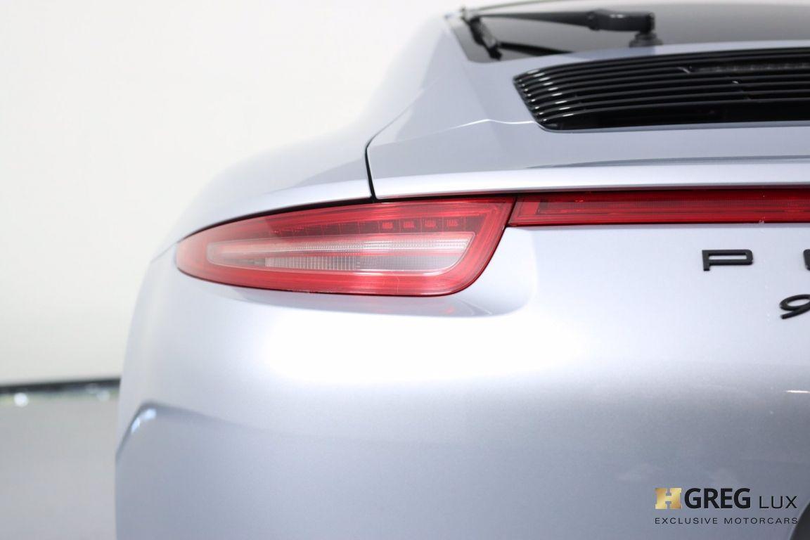 2015 Porsche 911 Carrera 4 GTS #20