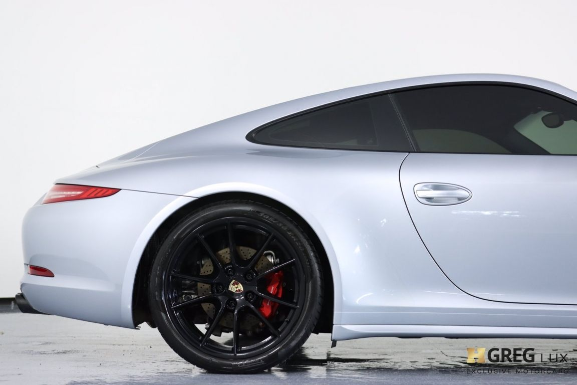 2015 Porsche 911 Carrera 4 GTS #15