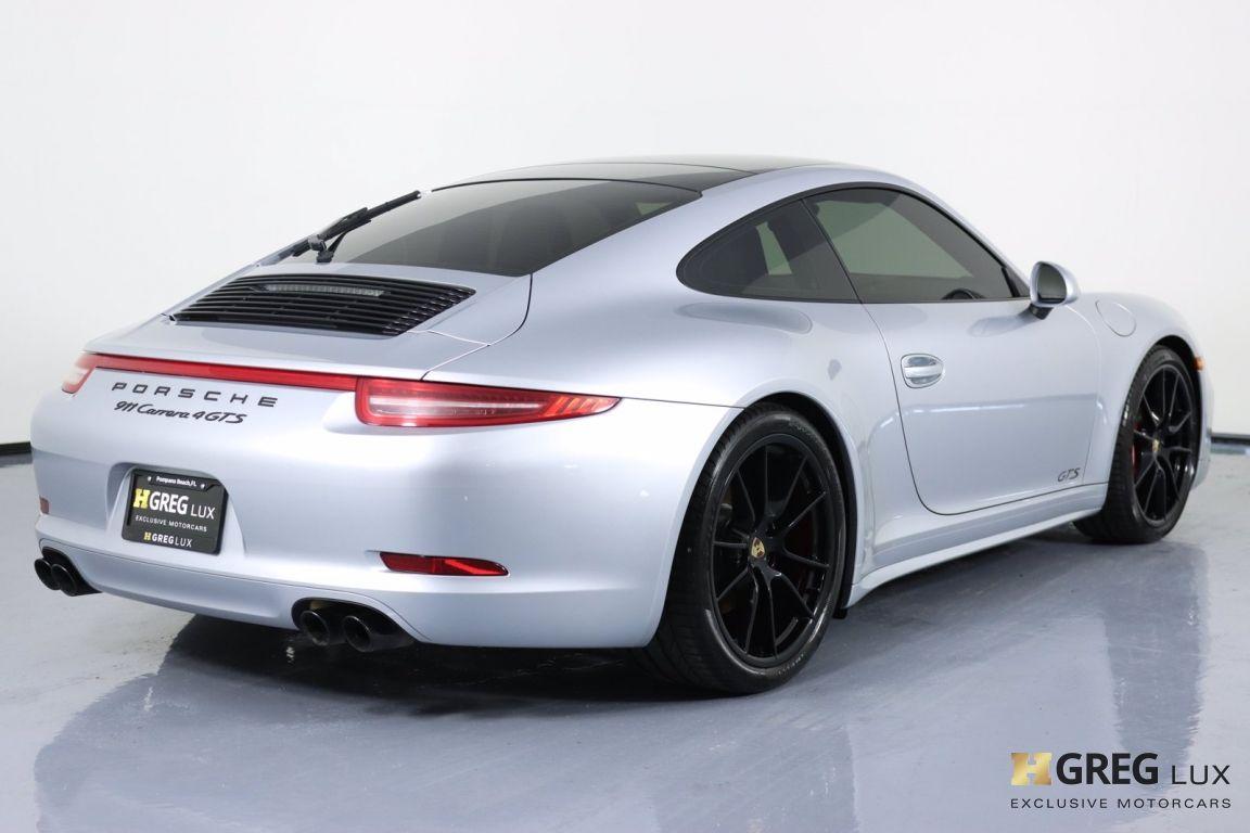 2015 Porsche 911 Carrera 4 GTS #18