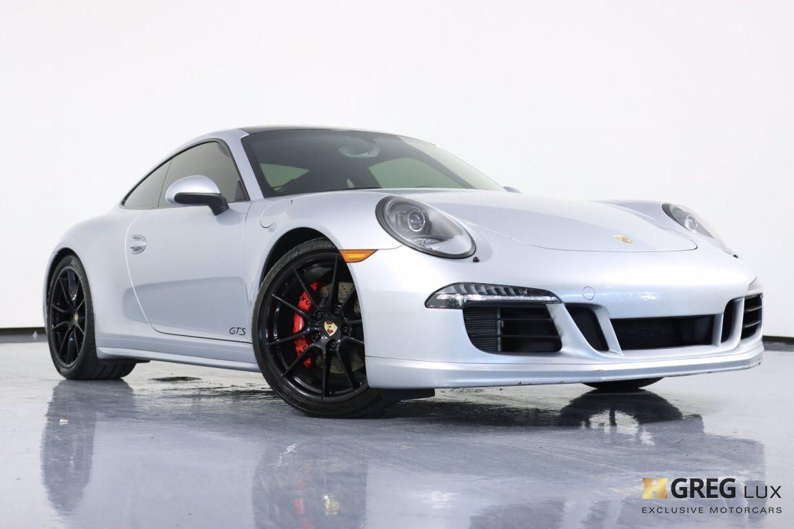 2015 Porsche 911 Carrera 4 GTS #32