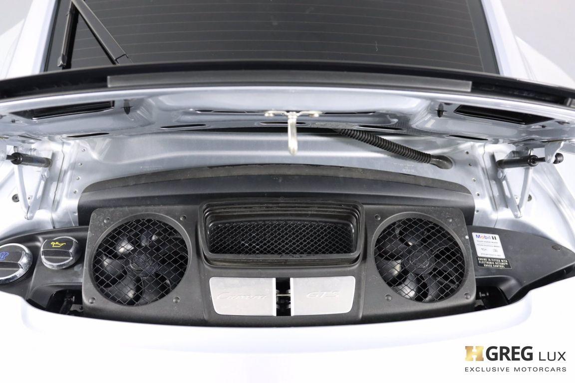 2015 Porsche 911 Carrera 4 GTS #56