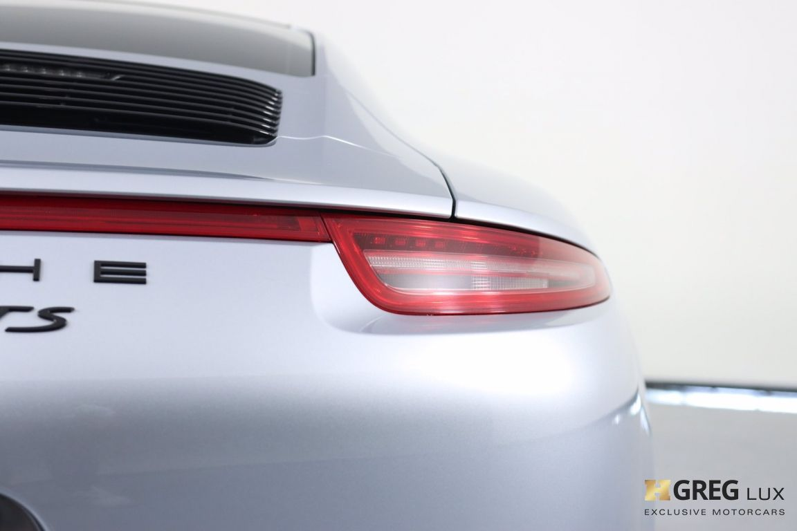 2015 Porsche 911 Carrera 4 GTS #21