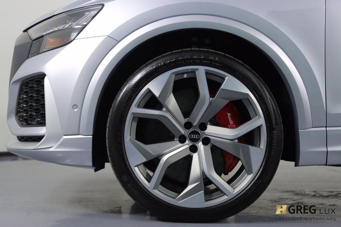 2021 Audi RS Q8 4.0T #25