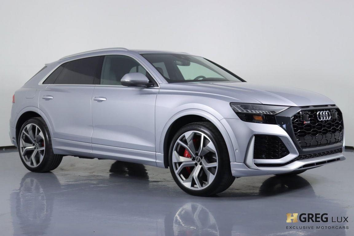 2021 Audi RS Q8 4.0T #10