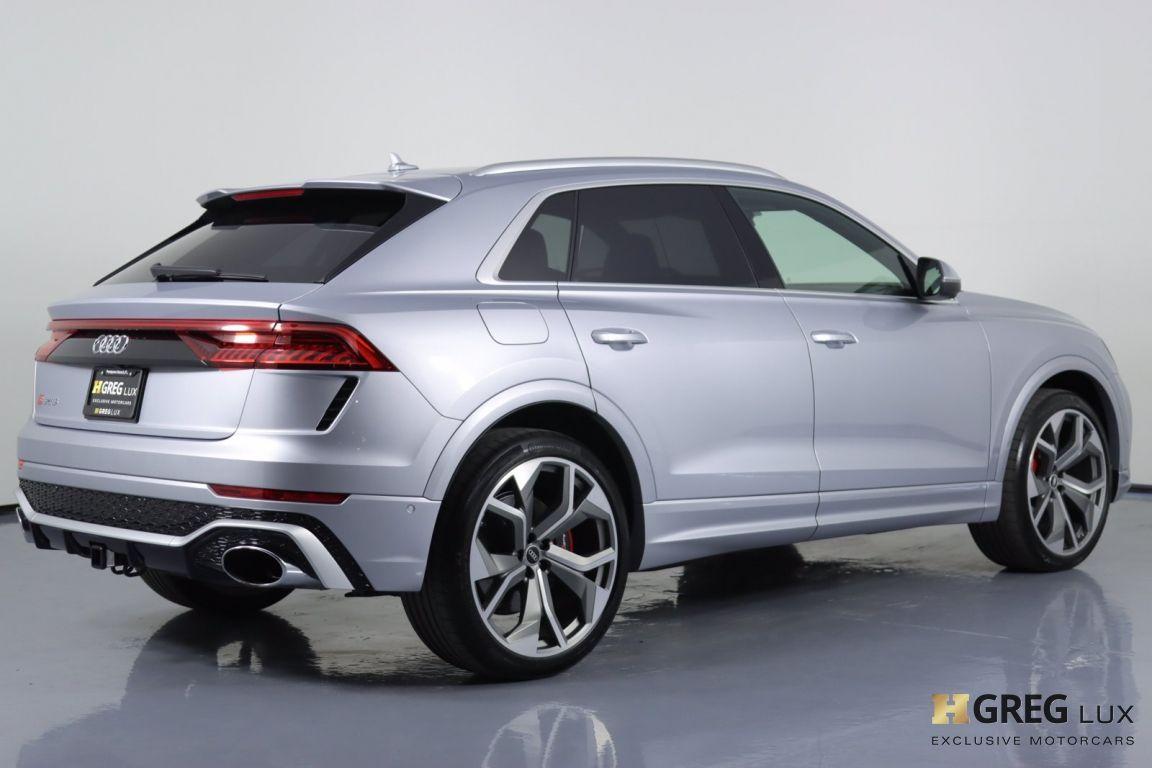 2021 Audi RS Q8 4.0T #18