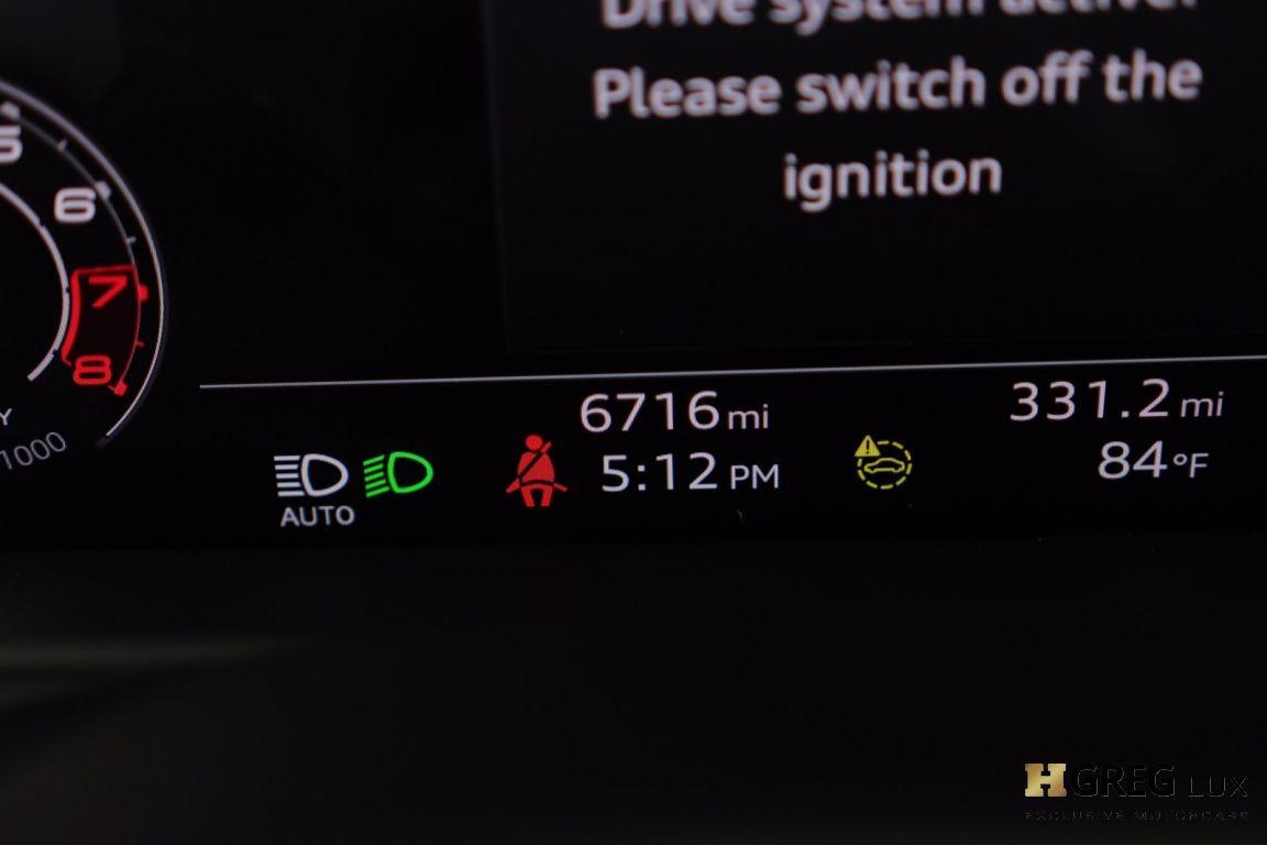 2021 Audi RS Q8 4.0T #46