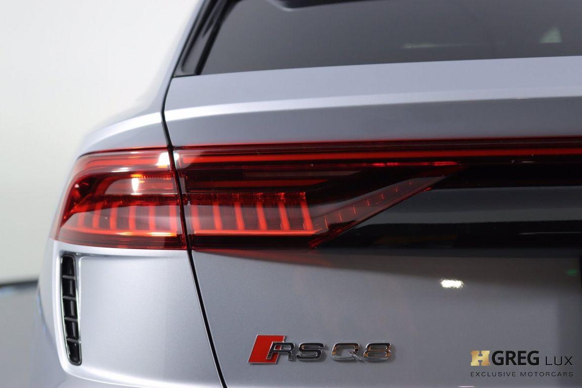 2021 Audi RS Q8 4.0T #20