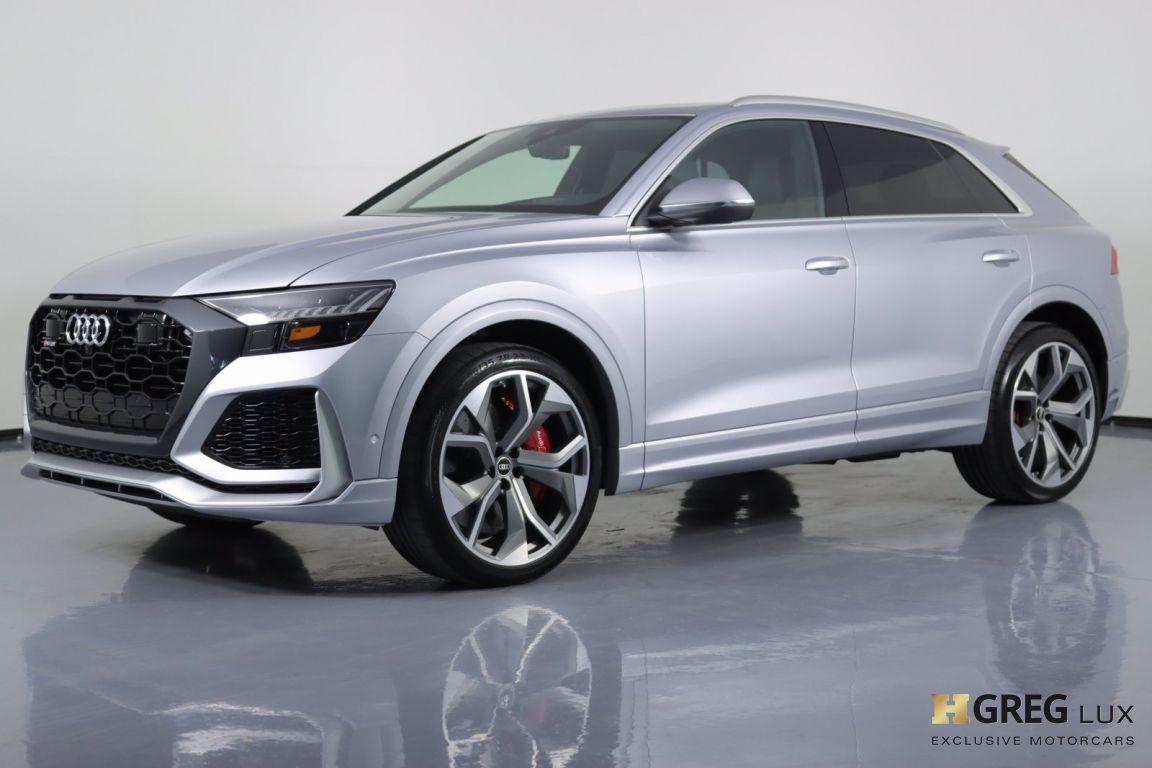 2021 Audi RS Q8 4.0T #30