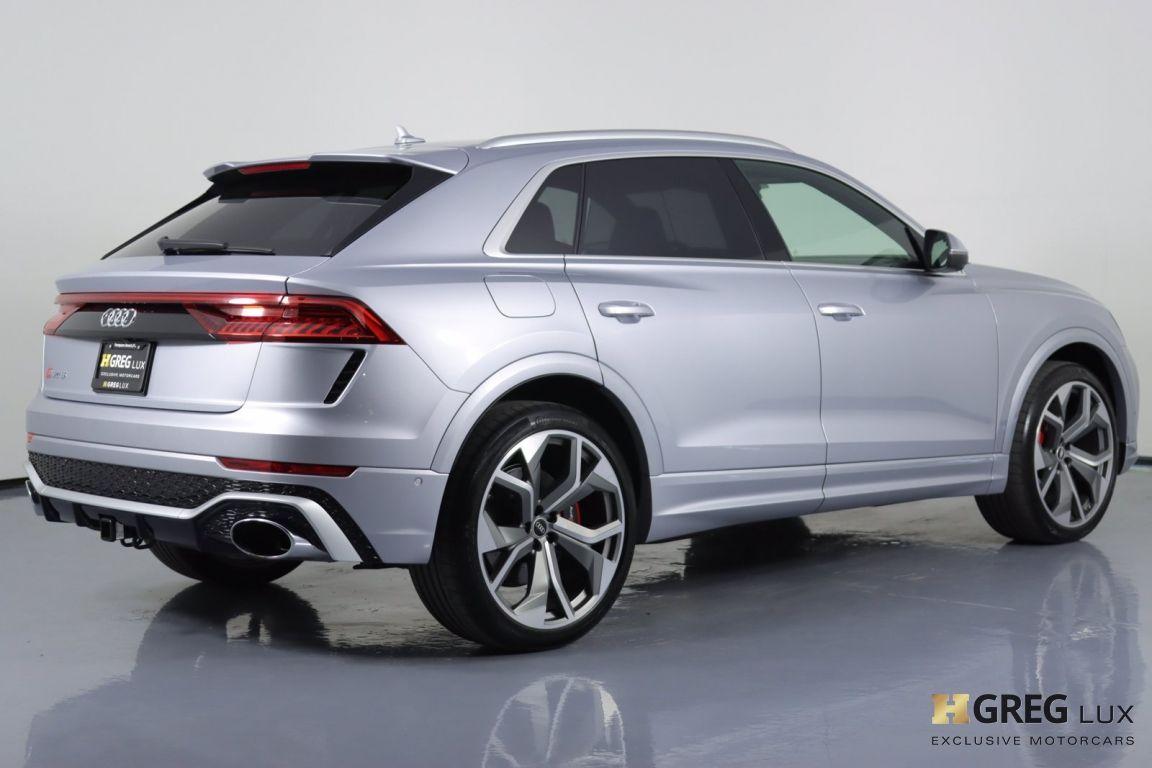 2021 Audi RS Q8 4.0T #17