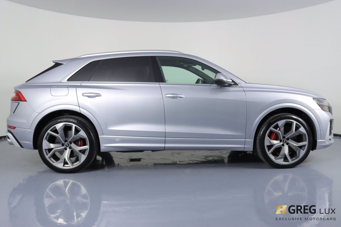 2021 Audi RS Q8 4.0T #11