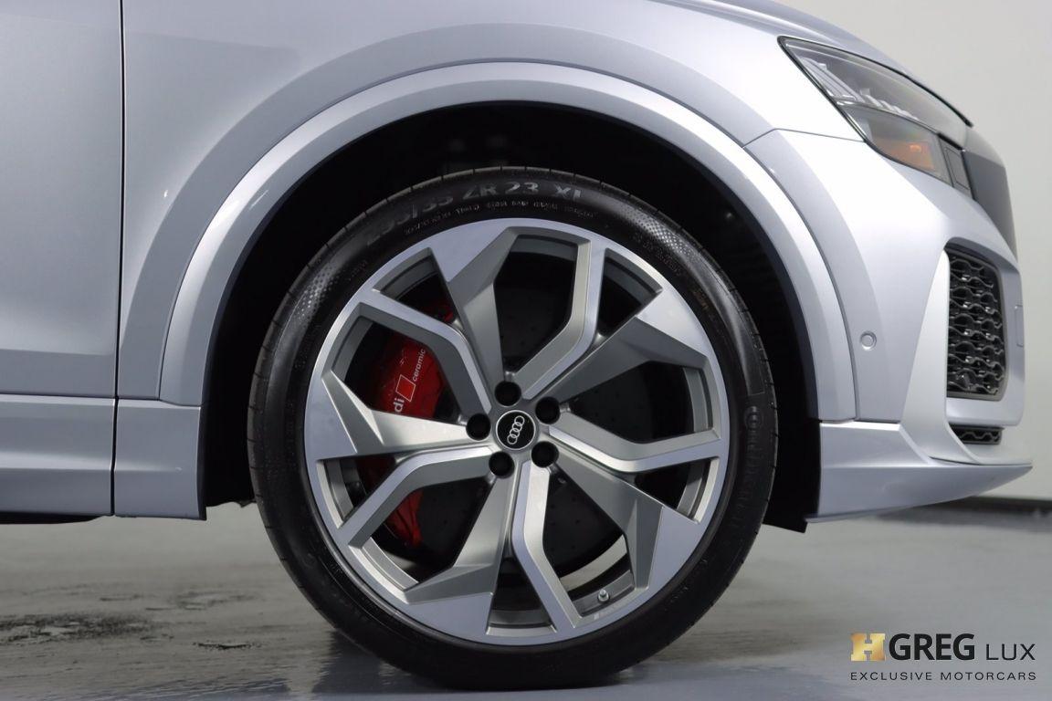 2021 Audi RS Q8 4.0T #12