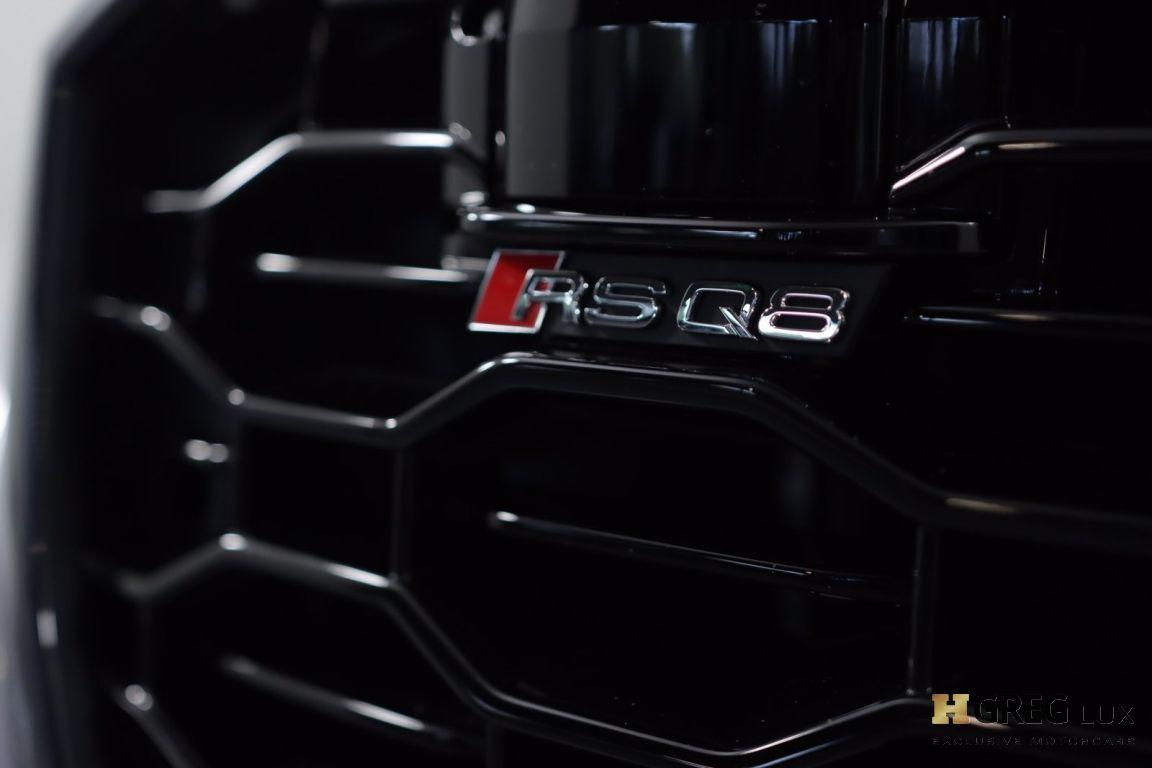 2021 Audi RS Q8 4.0T #7