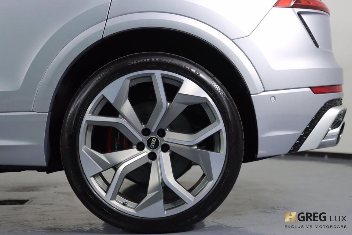 2021 Audi RS Q8 4.0T #28