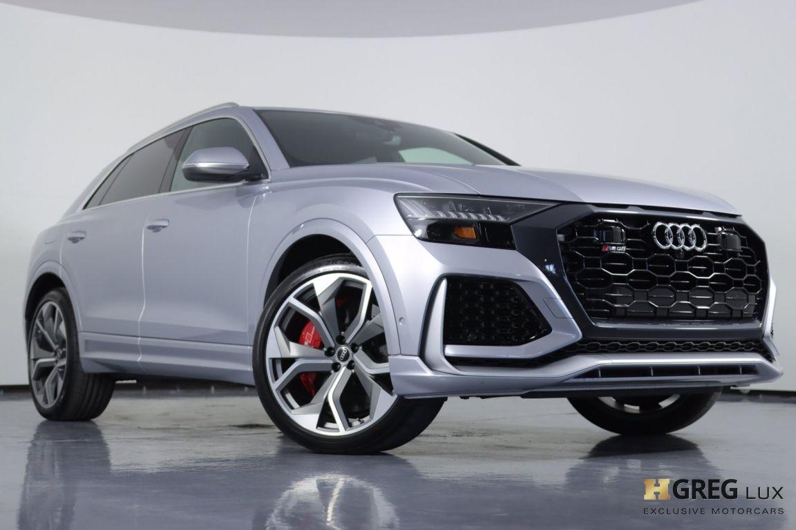 2021 Audi RS Q8 4.0T #3