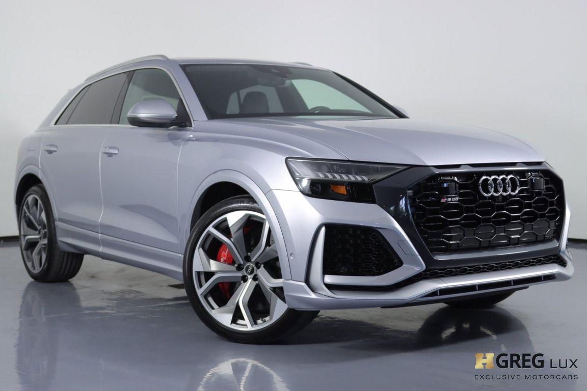 2021 Audi RS Q8 4.0T #0