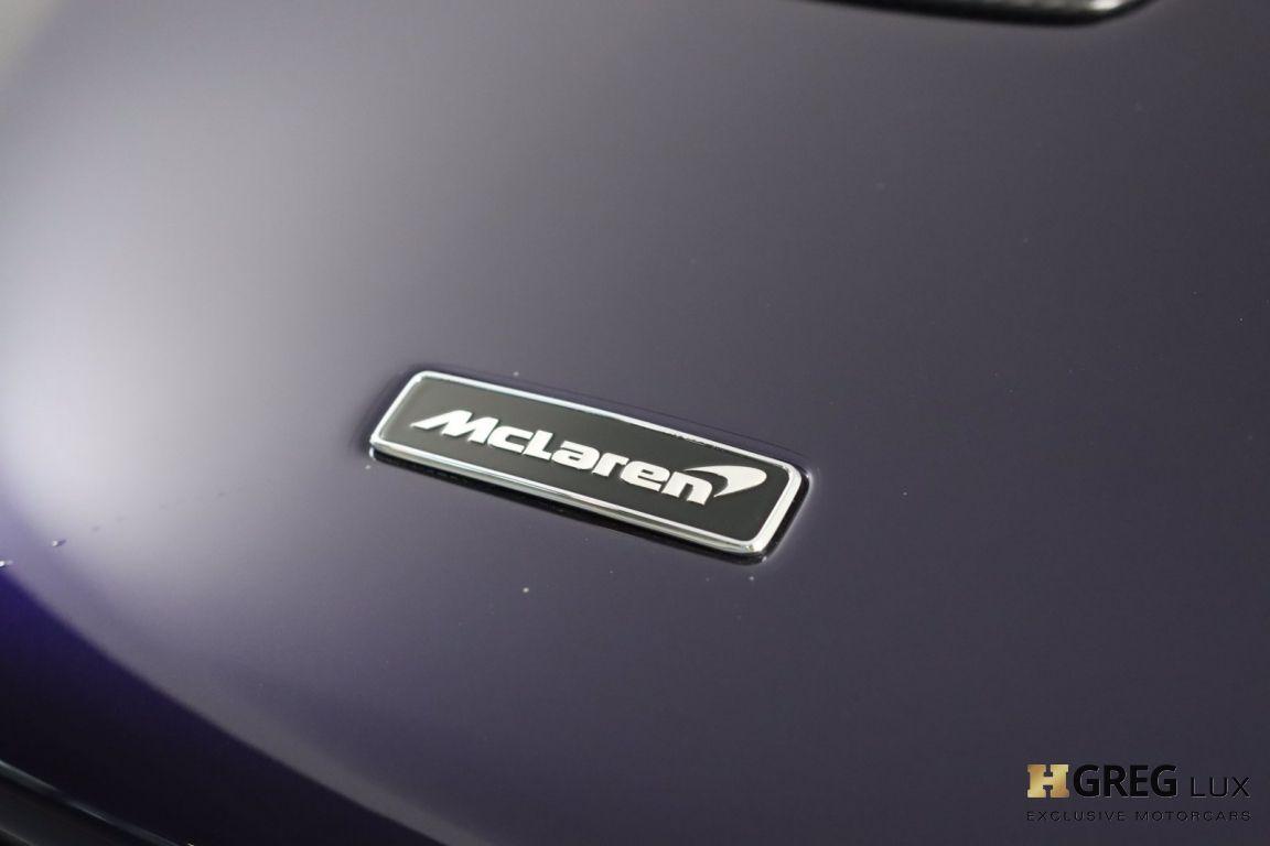 2019 McLaren Senna  #10