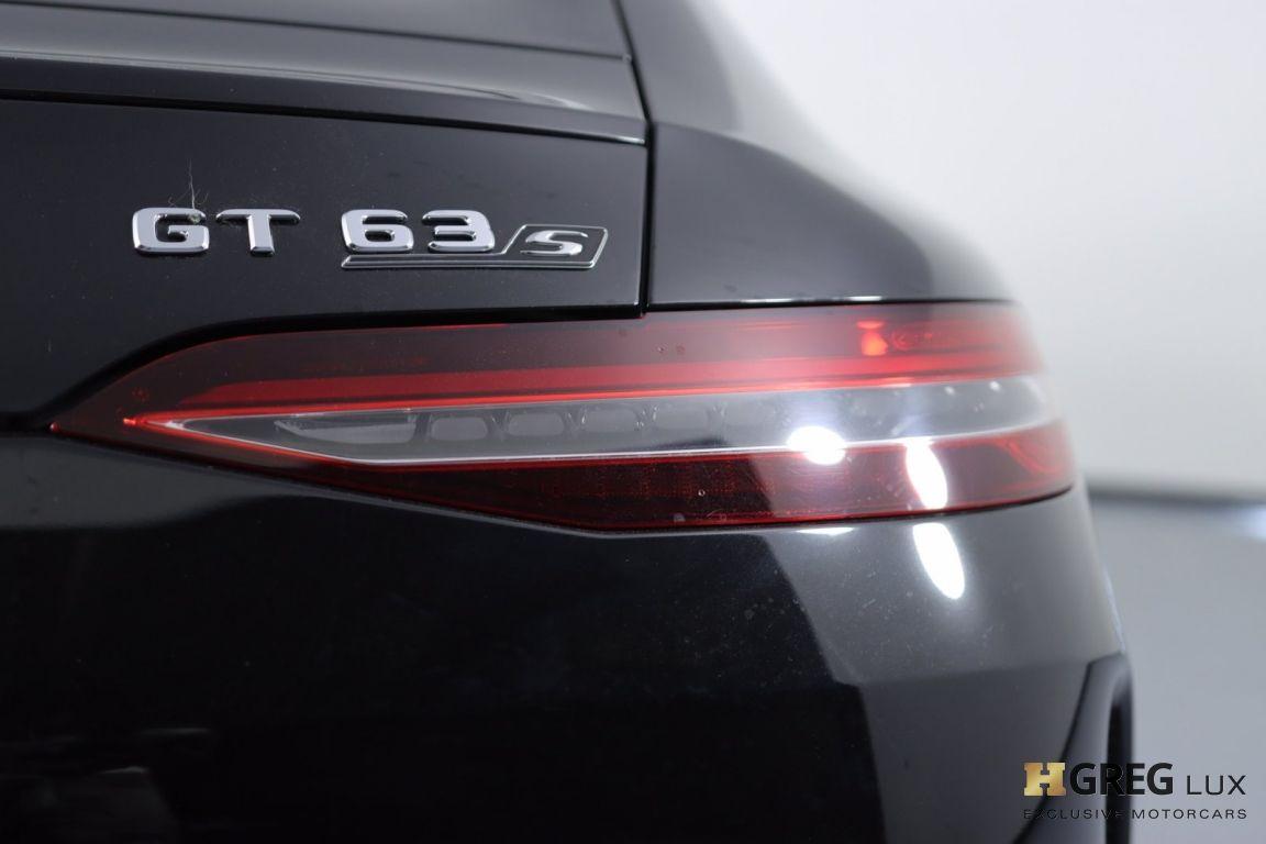 2019 Mercedes Benz AMG GT AMG GT 63 S #18