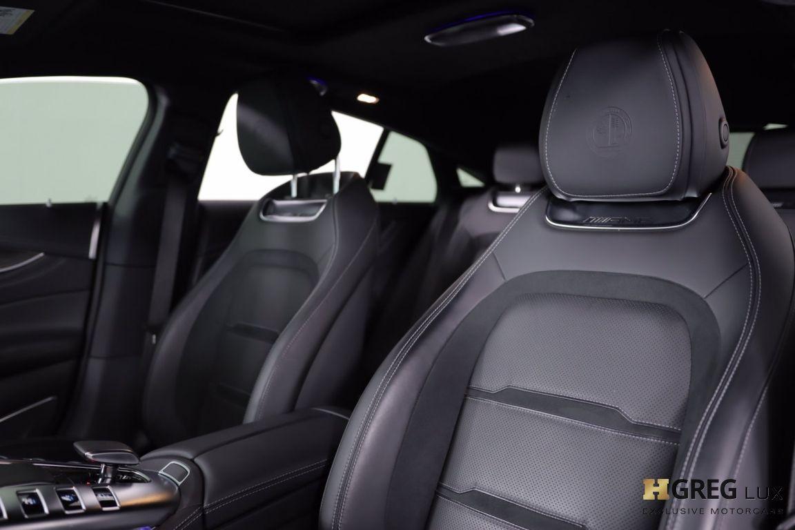 2019 Mercedes Benz AMG GT AMG GT 63 S #2