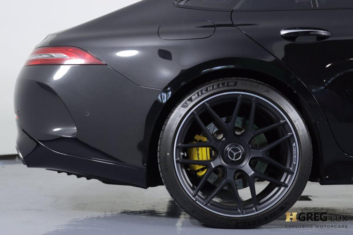 2019 Mercedes Benz AMG GT AMG GT 63 S #13