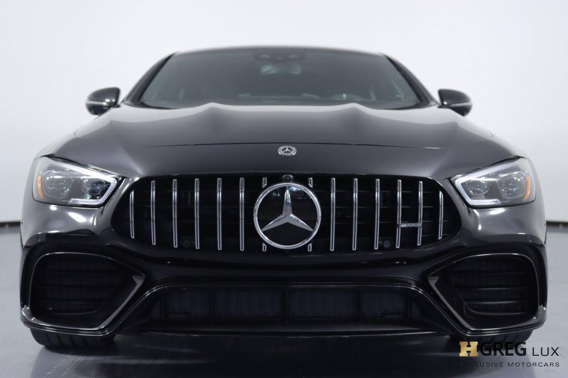 2019 Mercedes Benz AMG GT AMG GT 63 S #3