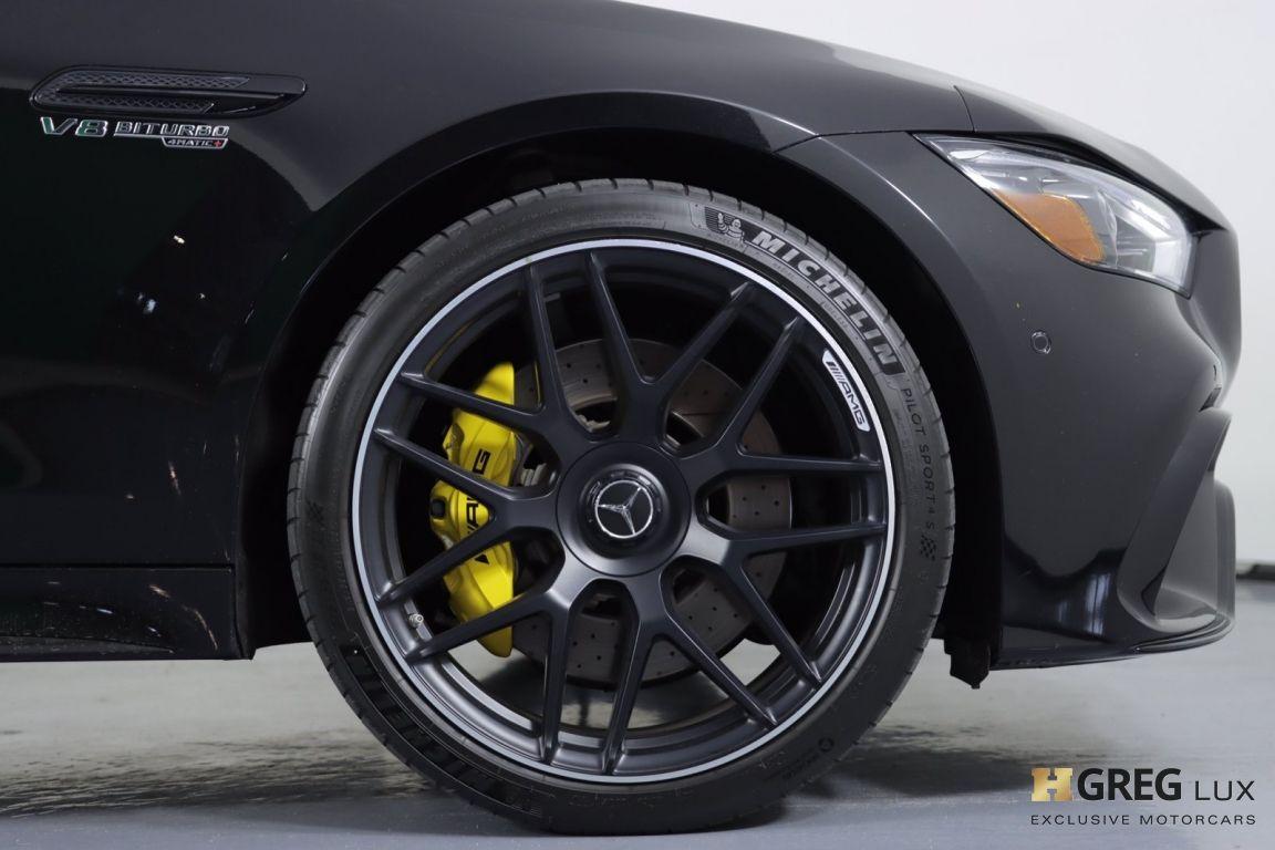 2019 Mercedes Benz AMG GT AMG GT 63 S #11