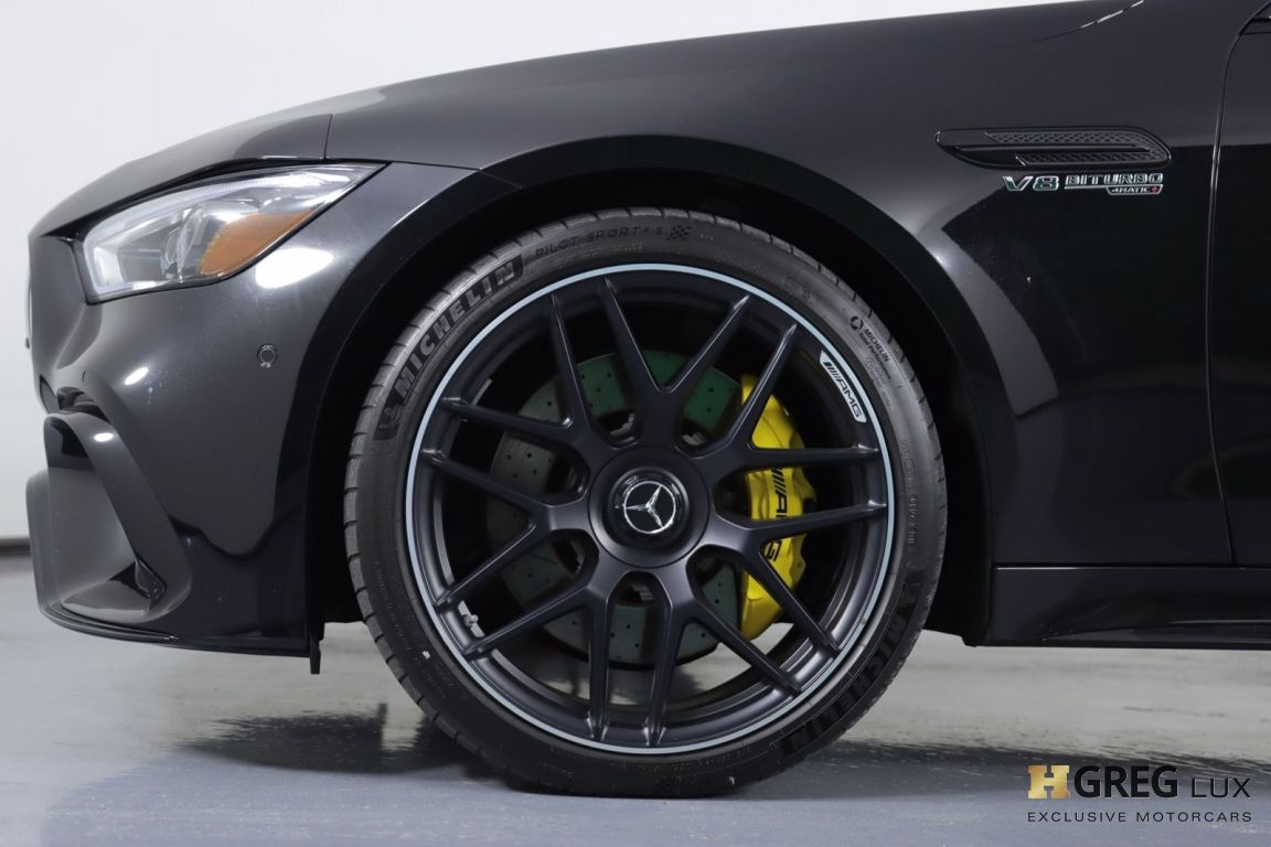 2019 Mercedes Benz AMG GT AMG GT 63 S #23